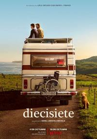 Cartel de la película Diecisiete