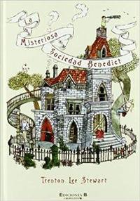 Portada del libro La misteriosa Sociedad Benedict