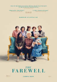 Cartel de la película The Farewell