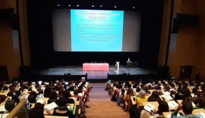 Imagen del II Congreso de Coeducación