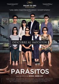 Cartel de la película Parásitos