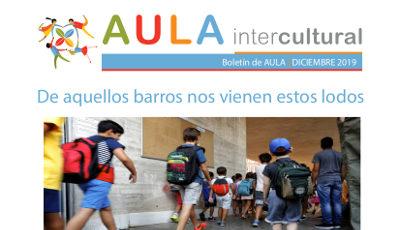 Destacado Boletín Aula Intercultural diciembre 2019