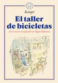 Portada del libro El taller de bicicletas