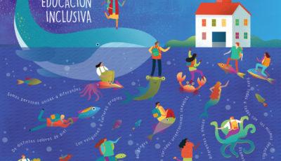 Cartel educación inclusiva Expo Derechos