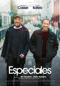 Cartel de la película Especiales