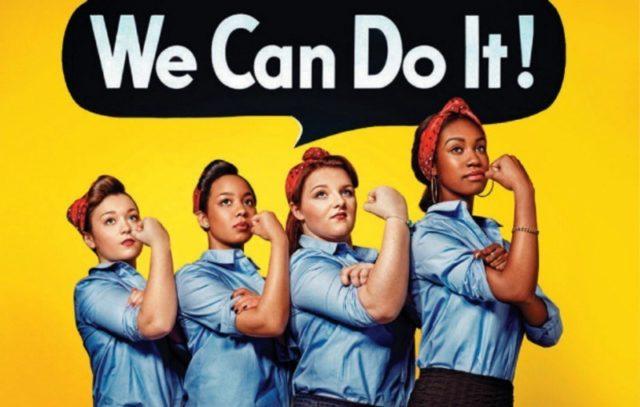 cartel we dan do it con mujeres de varias razas