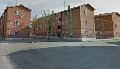 Imagen del barrio de Pajarillos en Valladolid