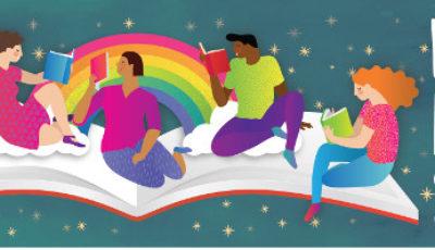 Cartel de la campaña Leer para soñar