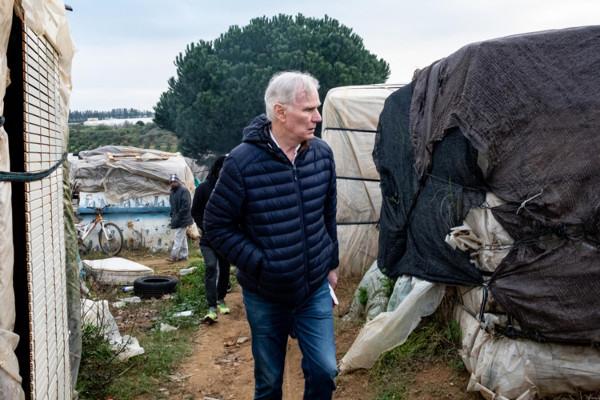 Imagen de Philip Alston, relator de la ONU