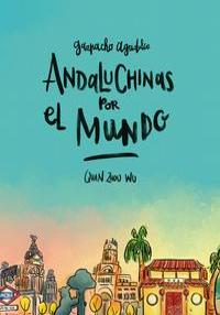 Portada del libro Andaluchinas por el mundo