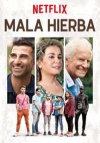 Cartel de la película Mala hierba