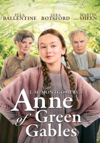 Cartel de la película Ana de las Tejas Verdes