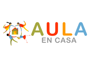 logo Aula en casa
