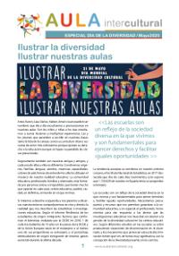 Boletín dia de la Diversidad