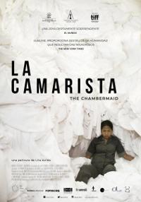 Cartel de la película La camarista