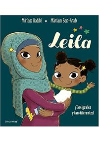 Portada del libro Leila