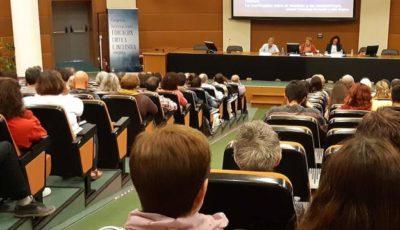 Imagen de una clase de la Universidad de León