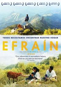 Cartel de la película Efraín