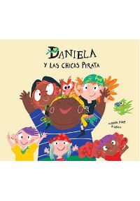 Portada del libro Daniela y las chicas pirata