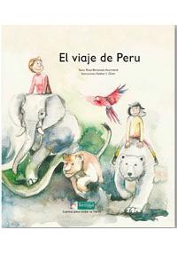 Portada del libro El viaje de Peru