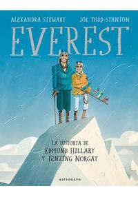 Portada del libro Everest