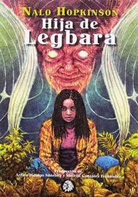 Portada del libro La hija de Legbara