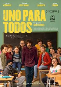 Cartel de la película Uno para todos