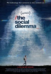 Cartel del documental El dilema de las Redes Sociales