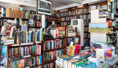 imagen de una librería