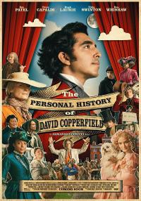 Cartel de la película La increíble historia de David Copperfield