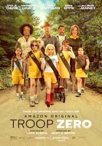 Cartel de la película Troop Zero