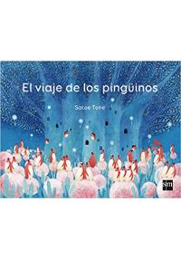 Portada del libro El viaje de los pingüinos