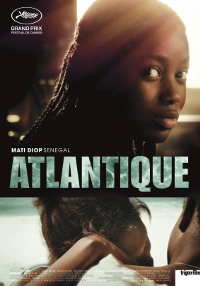 Cartel de la película Atlantique