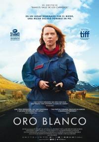 Cartel de la película Oro blanco