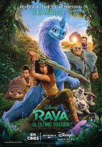 Cartel de la película Raya y el último dragón