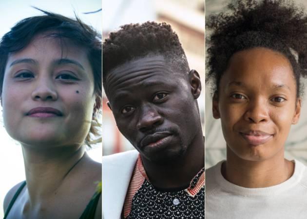 Karessa, Thiambou y Oyidiya