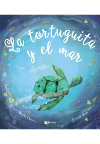 Portada del libro La tortuguita y el mar