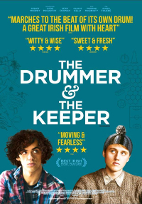 Cartel de la película The Drummer and The Keeper