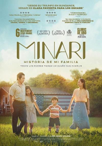 Cartel de la película Minari