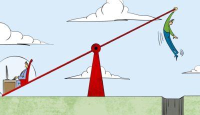 ilustración sobre la crisis