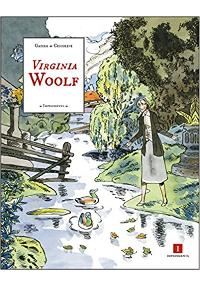 Portada del cuento Virginia Woolf
