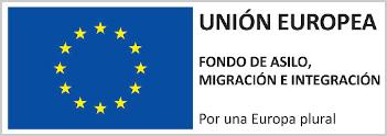 Logo del Fondo de Asilo, Migración e Integración