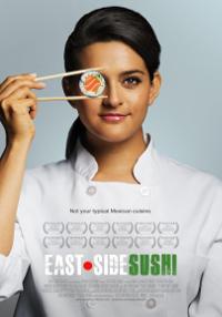 Cartel de la película East Side Sushi