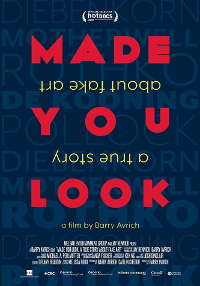 Cartel del documental Made You Look