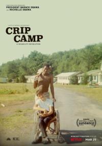 Cartel del documental Crip Camp