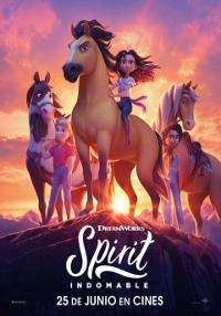 Cartel de la película Spirit - Indomable