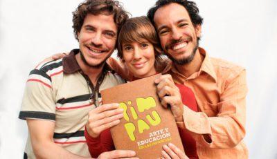 Lucho, Eva y Cassio