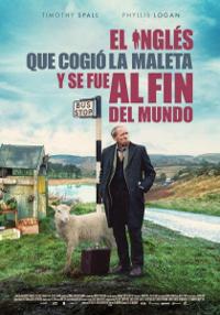 Cartel de la película El inglés que cogió la maleta