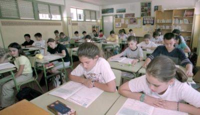 un colegio aragonés