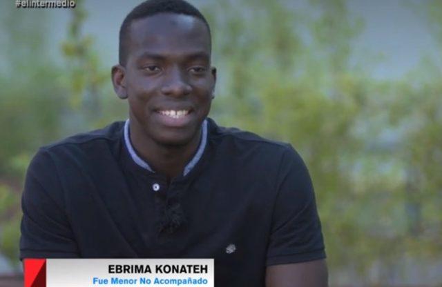 Ebrima Konateh